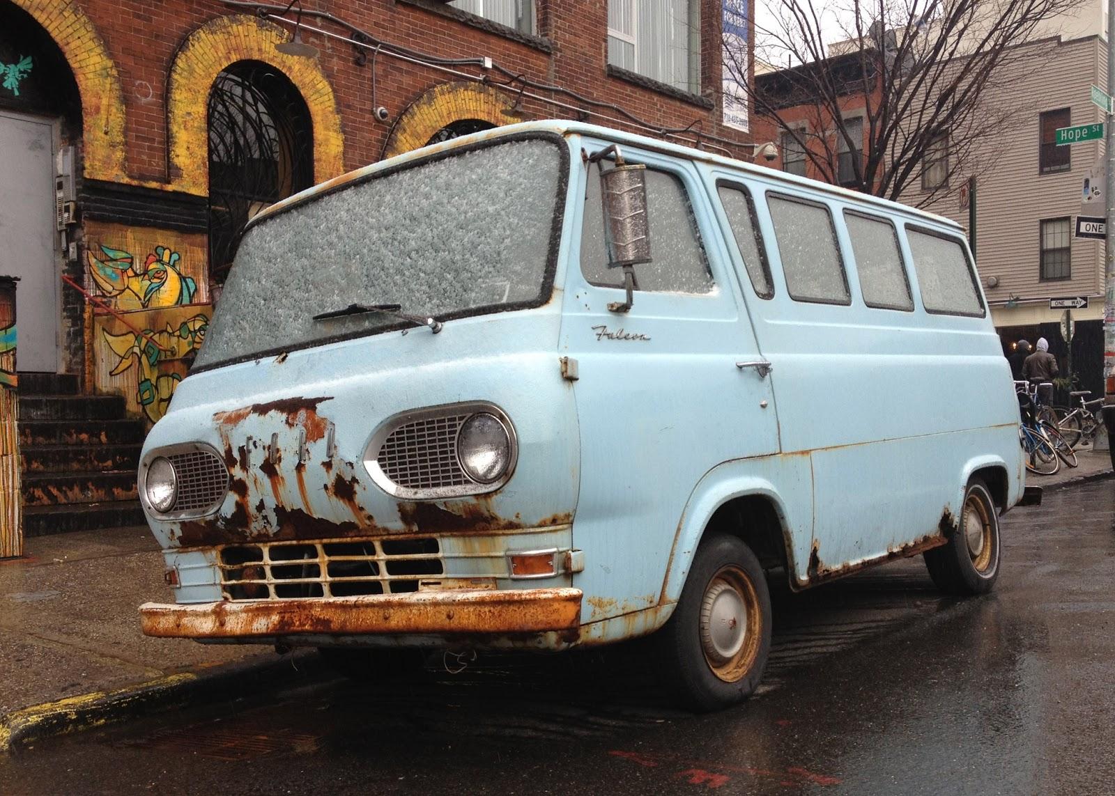 1964 ford falcon club wagon