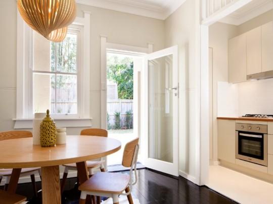 Baños Estilo Art Deco:Apartamento estilo Art Déco