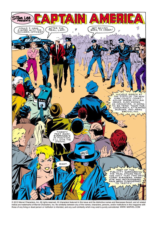 Captain America (1968) Issue #317 #245 - English 2