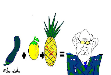PEPINO+LARANJA+ABACAXI=A NELSON JOBIM