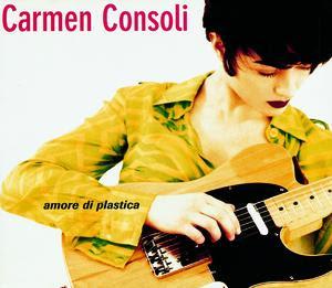 Sanremo 1996 - Carmen Consoli - Amore Di Plastica