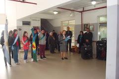 3er. Taller Escolar del Pensamiento Belgraniano.- Colegio Nro. 15 E. Echeverria (29-06-13)