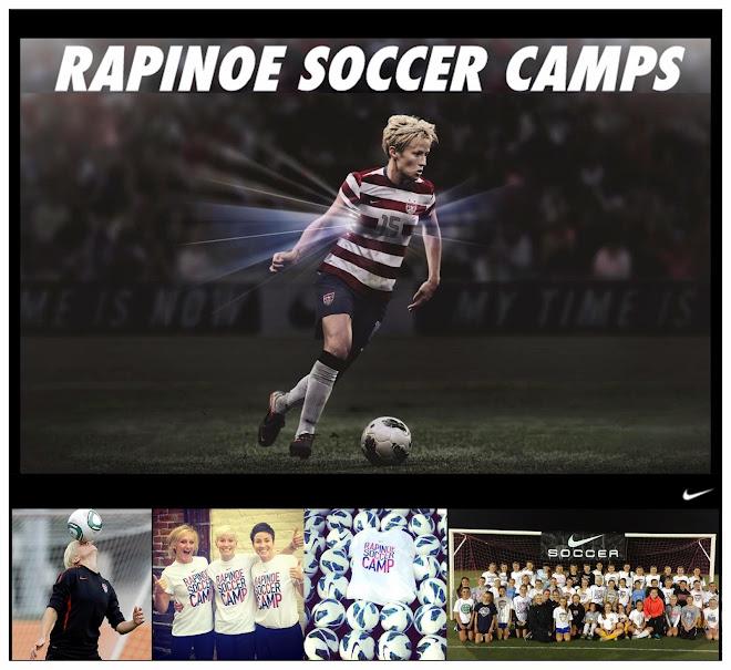 Rapinoe Soccer Camps