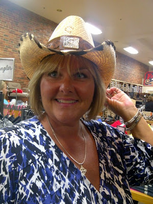 Cowboy Hats in Nashville