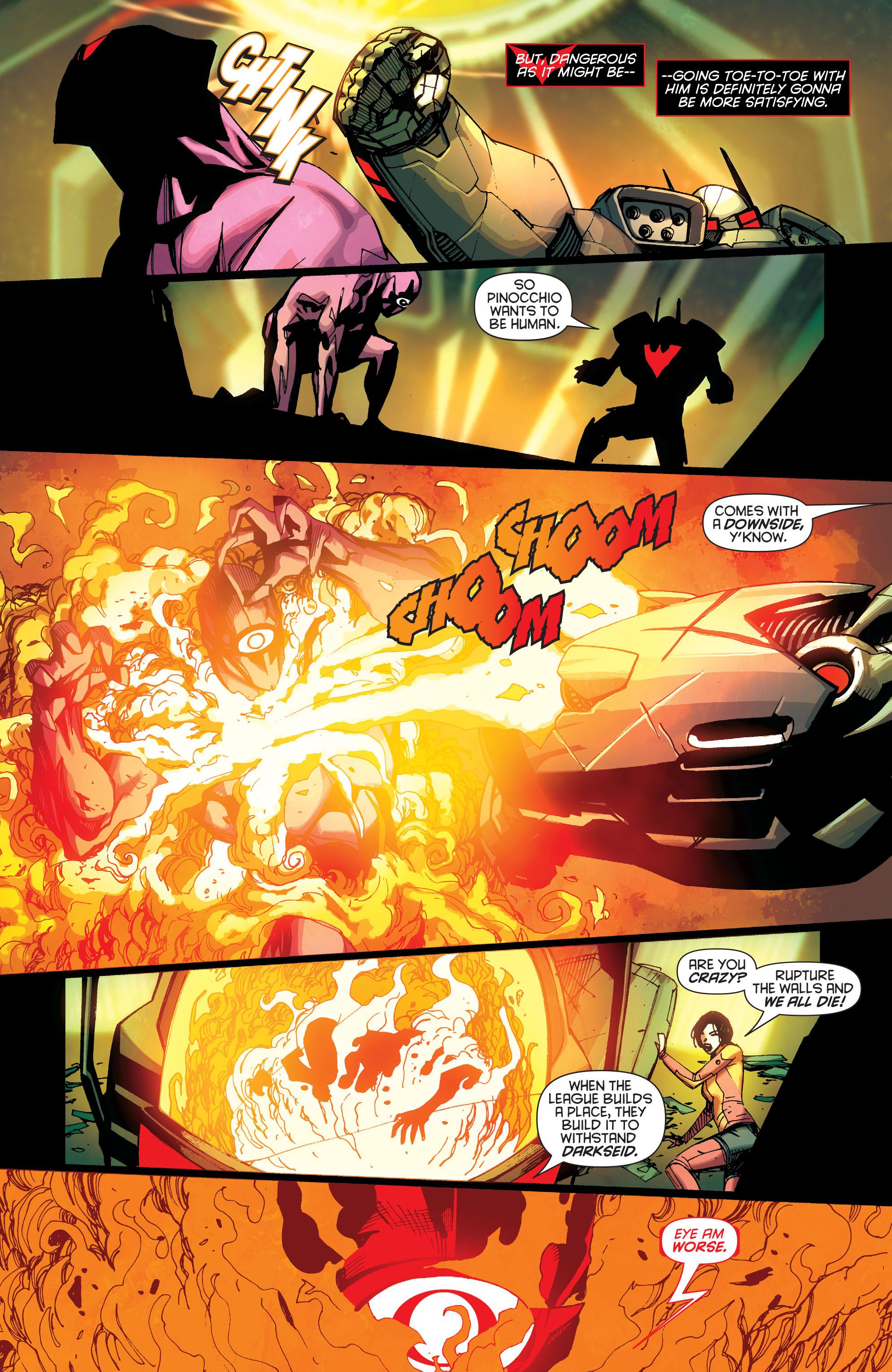 Batman Beyond (2015) Issue #6 #6 - English 11