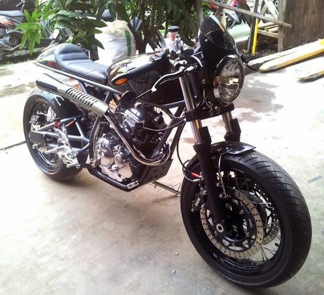 Carbone mono racer WCB+1