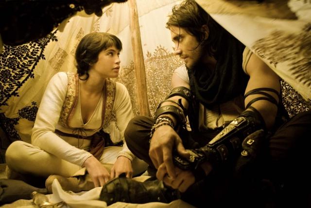 Hình ảnh phim Hoàng Tử Ba Tư: Dòng Cát Thời Gian