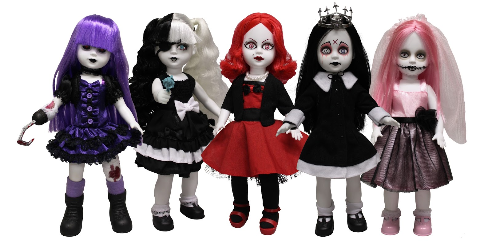 Doll Collectionable Living Dead Dolls