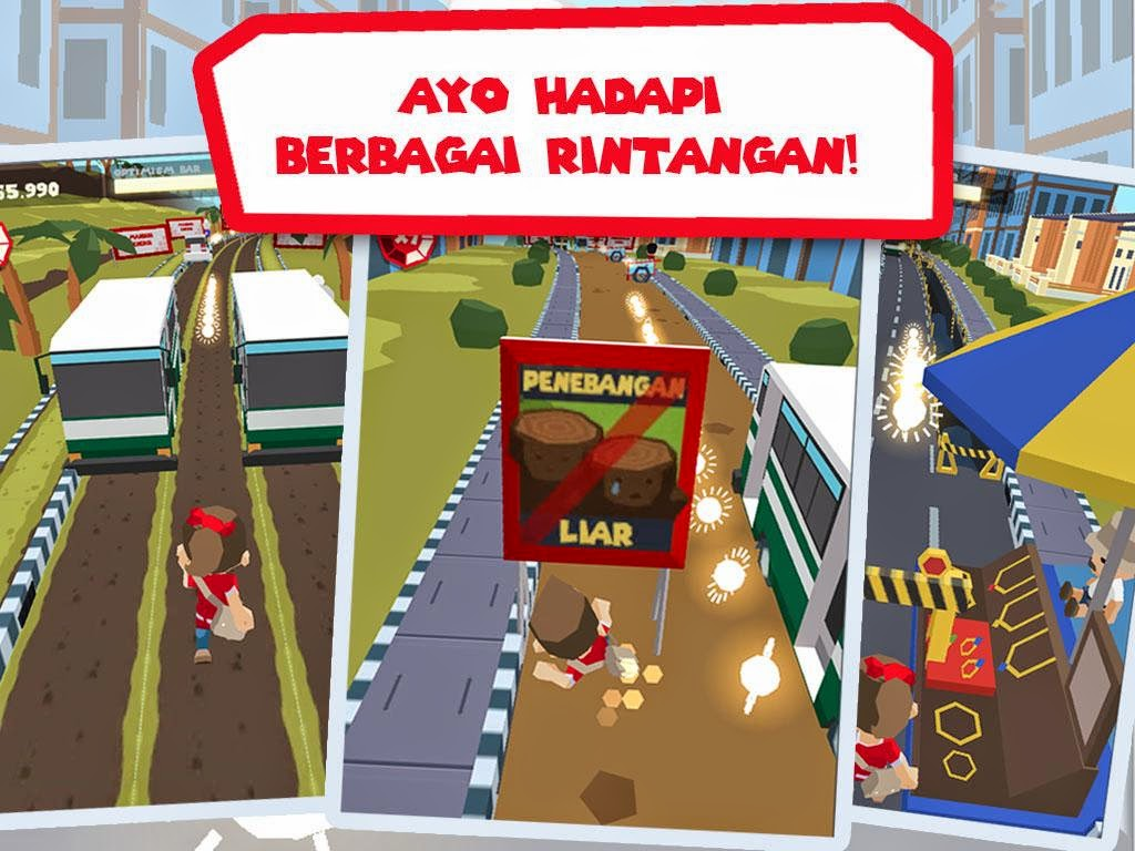Download Game Jokowi Tantangan Blusukan Versi Hp Android