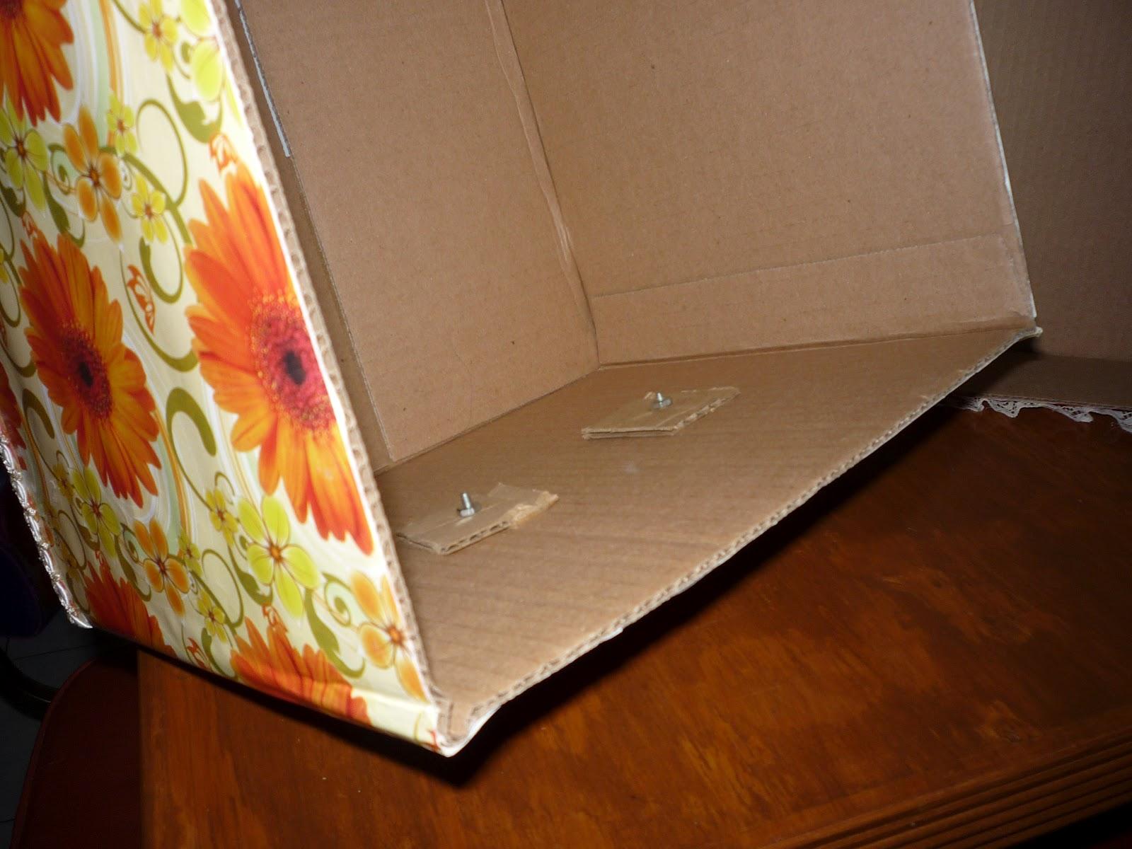 Cocinadulceysencilla cajas de cart n decoradas - Cajas de carton decoradas baratas ...