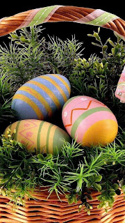 Easter 2013 - Free Download Easter Eggs iPhone 5 HD Wallpapers