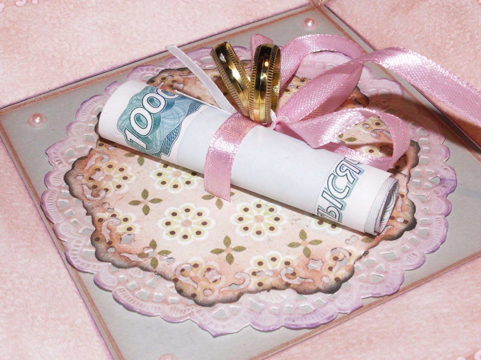 Упаковка подарка на свадьбу своими руками 66