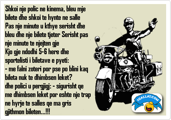 BARCALETA : Polici Ne Kinema