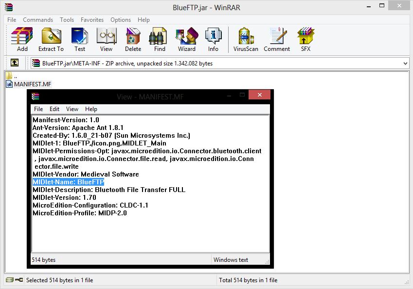 Ubah Nama Aplikasi Game HP Java