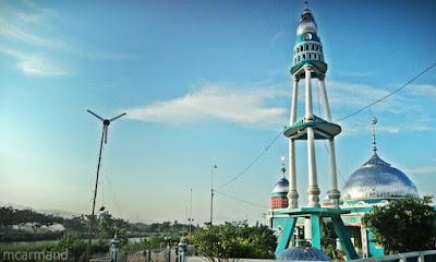 masjid sungai palu