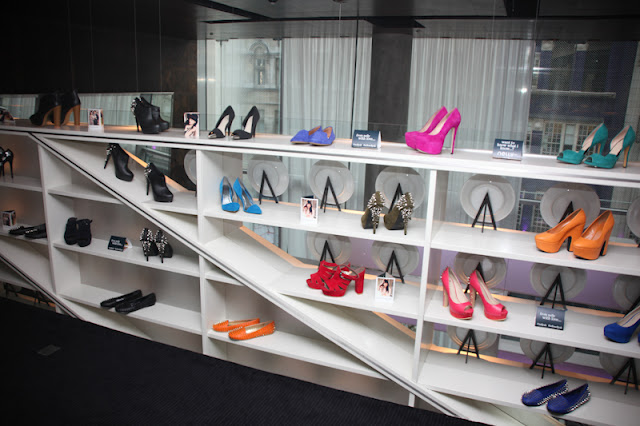 Nelly shoes in bright colours