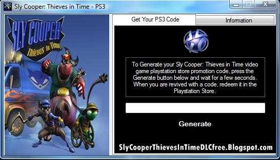 Cooper thieves in time download sly cooper thieves in time free dlc