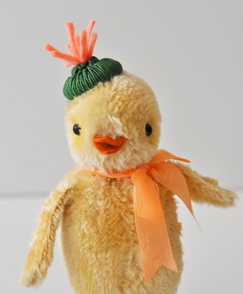 mohair, heritage, chick, handmade