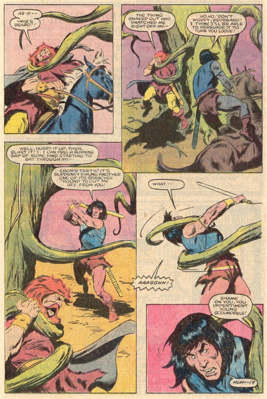 Conan the Barbarian (1970) Issue #161 #173 - English 9