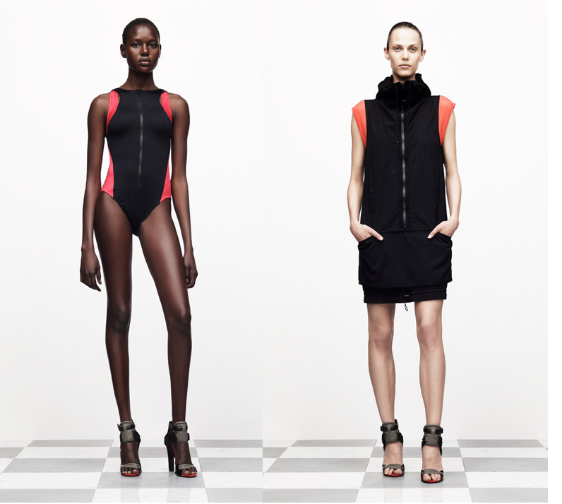 Oracle Fox: Alexander Wang Resort 2012