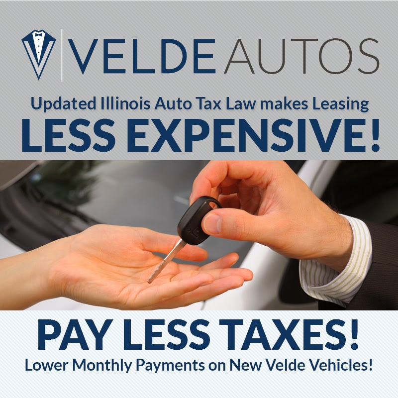 Illinois Auto Lease Tax Law Changes for 2015