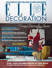 MORSE CODE BLANKET IN ELLE DECORATION