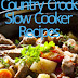 Country Crock-Slow Cooker Recipes - Free Kindle Non-Fiction