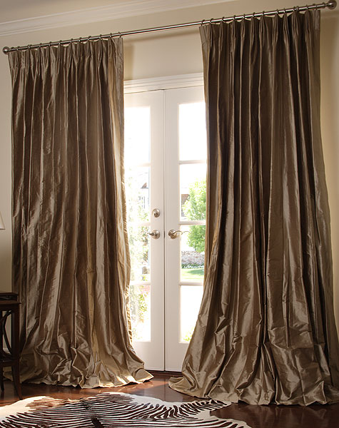 Different Methods Of Hanging Curtains Curtains Design