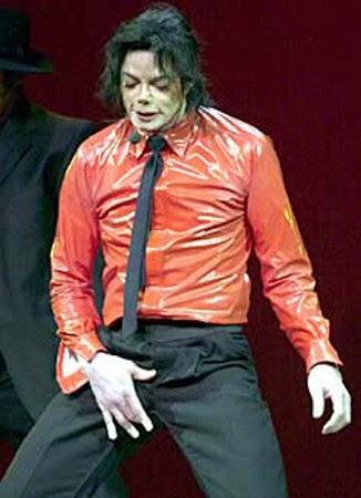 Michael jackson nemi szerve
