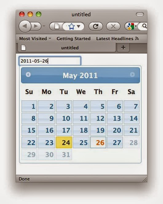 Quick Tip Create Cross-Browser Datepickers in Minutes