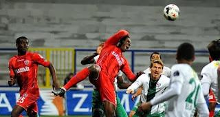 Bursaspor 1 - 0 Karabükspor Maçının Özeti Ve Golleri.