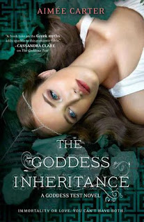 [ARC] Book Review: The Goddess Inheritance by Aimee Carter