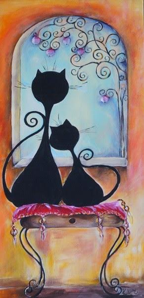 Fantazyjne koty
