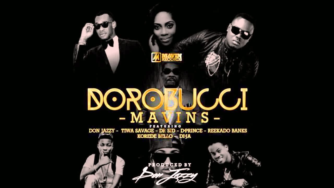 Mavin Records: Don Jazzy