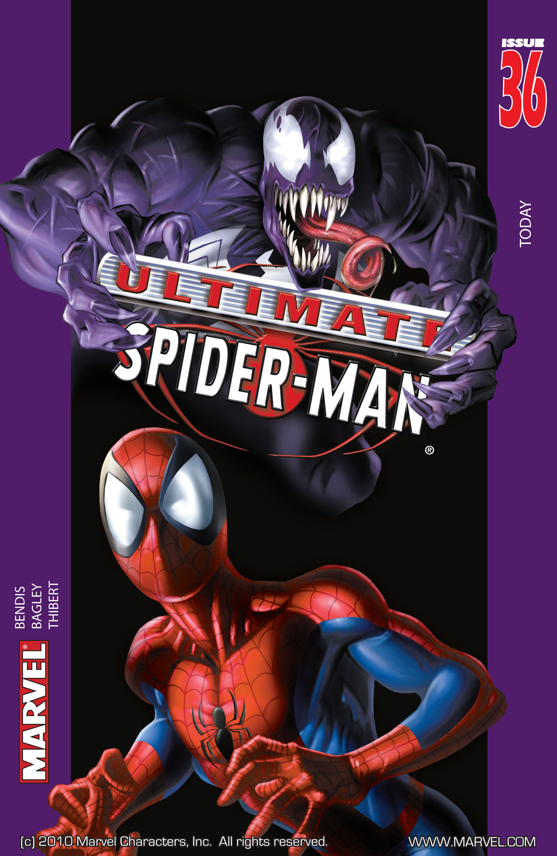 Ultimate Spider-Man (2000) Issue #36 #40 - English 1