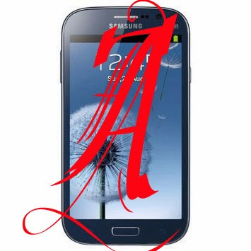 Harga dan Spesifikasi Samsung Galaxy Grand i9082 - 8 GB - Biru Metalik