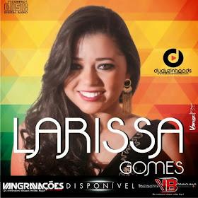 Larissa Gomes CD Promocional 2015