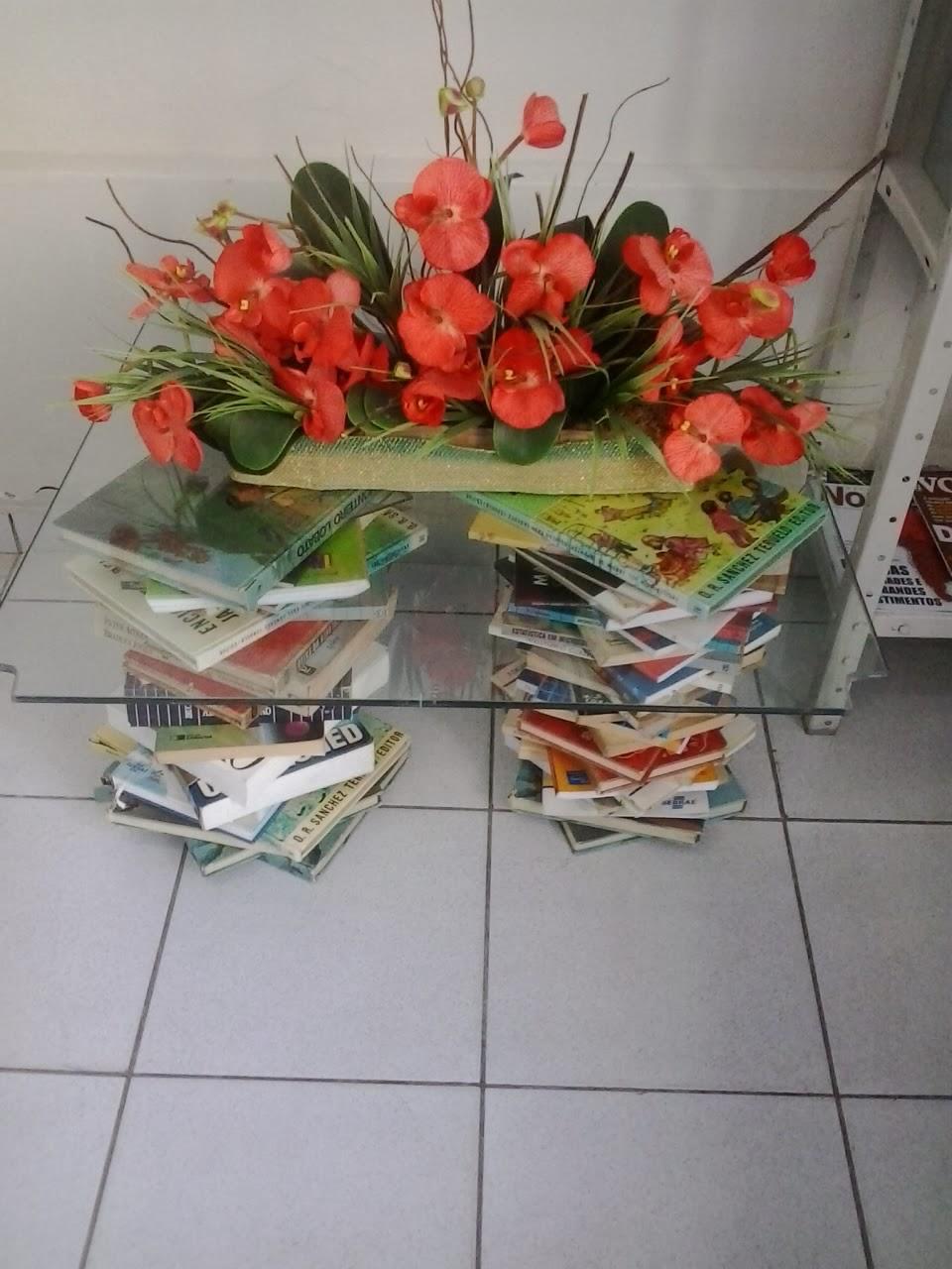 centro de livros