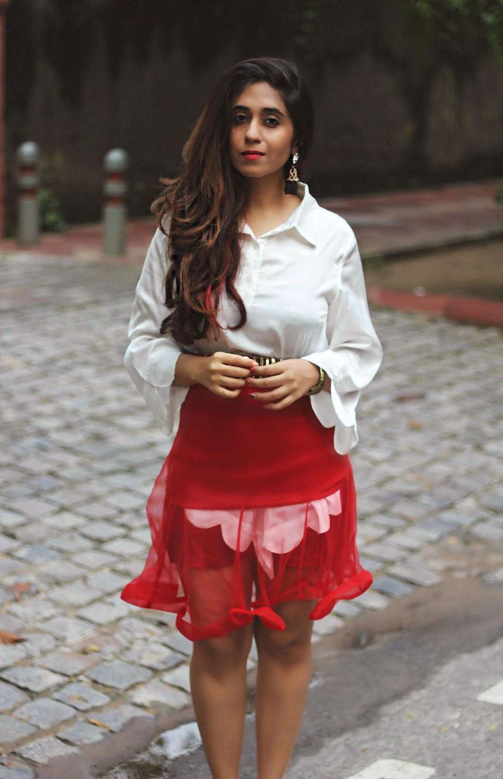 runway fashion, indian designer dhruv kapoor collection
