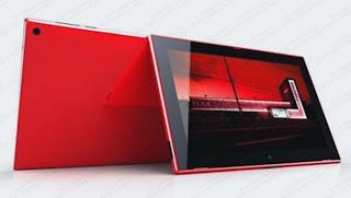 spesifikasi Nokia Lumia 2520