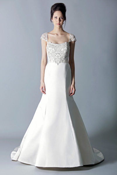 Top Five Wedding Dress Trends for Fall 2012 - The White Room Birmingham