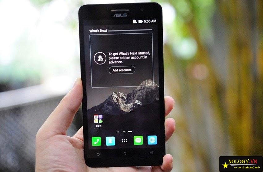 Kiểm tra phần mềm trên Asus ZenFone 6 xách tay