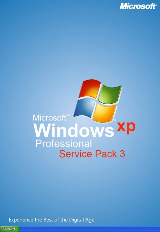 Windows XP SP3 [Español] [Original-Sin Modificaciones] [VH]