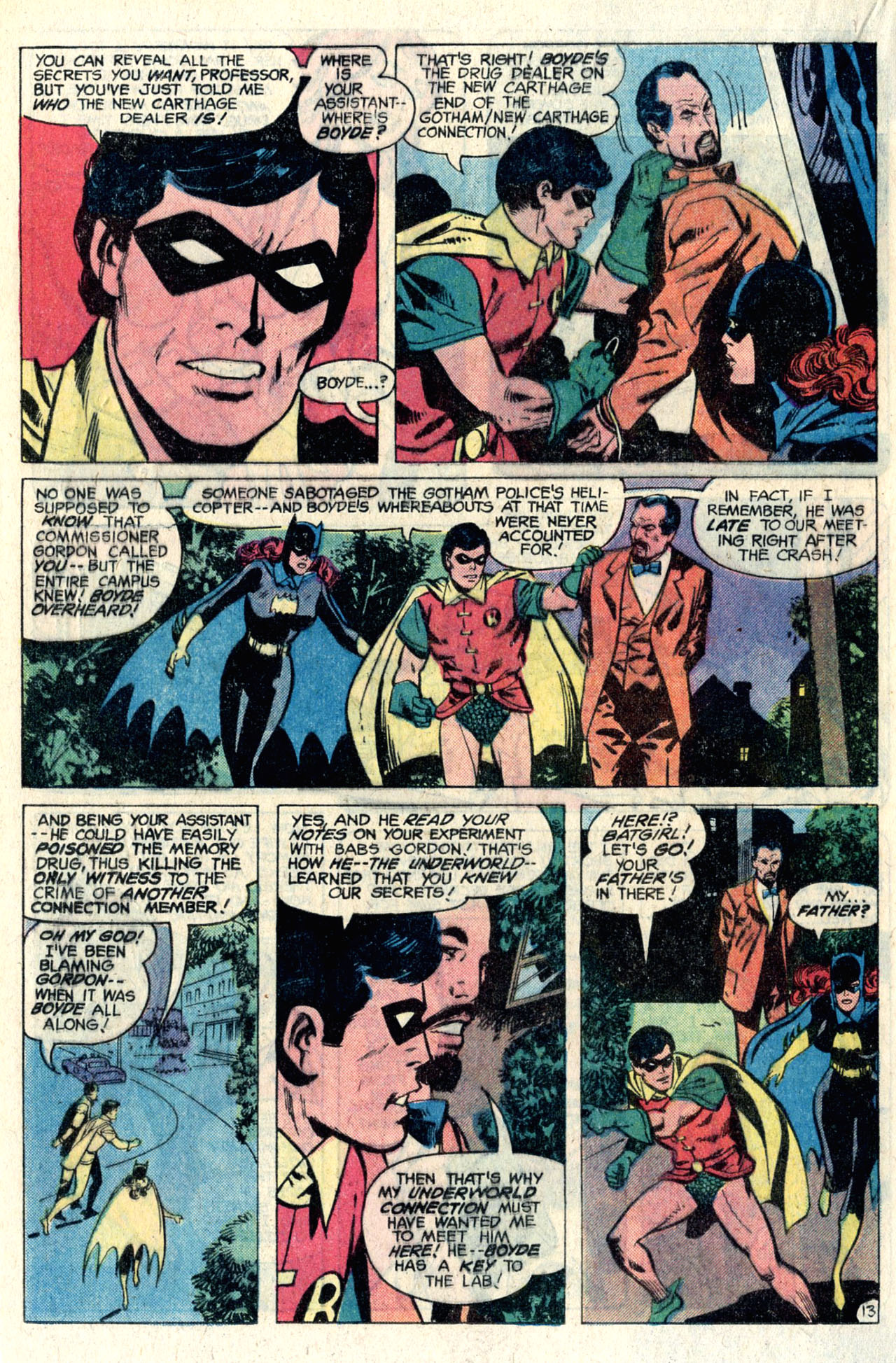 Detective Comics (1937) Issue #489 Page 38