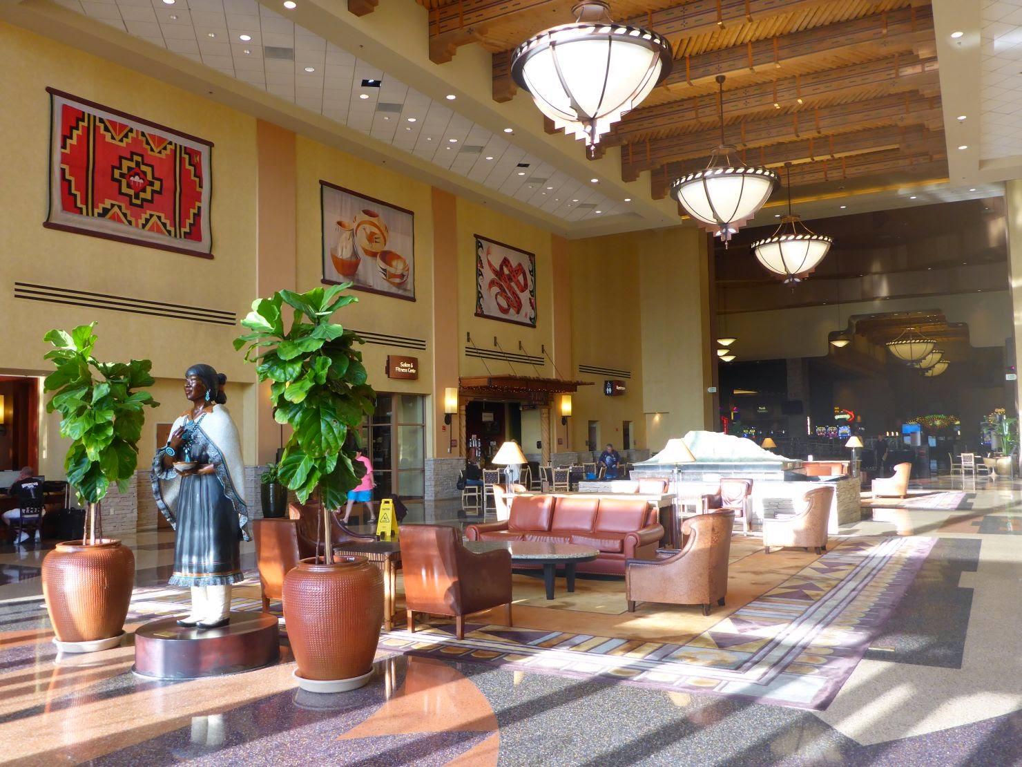 Sandia casino hours