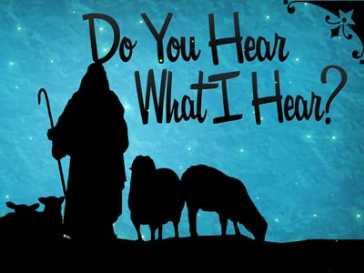 Do You Hear What I Hear Lyrics