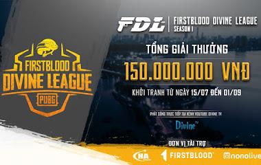 [PUBG] Tổng hợp kết quả ngày thi đấu thứ 5 FirstBlood Divine League