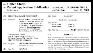 Avoid Ghetto Patent Application