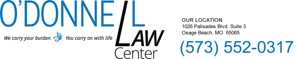 O'Donnell Law Center : Lake of the Ozarks