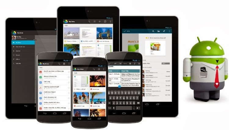 Top 5 Must Have Office Android Apps Review of 2014